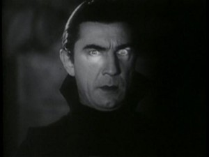 The inimitable Bela Lugosi, vitamin D deficient from avoiding sunlight